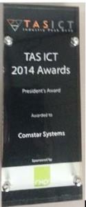 ITC award